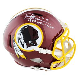 "Joe Theismann Signed Redskins Full-Size Speed Helmet Inscribed ""1983 NFL MVP"" (Radtke COA)"