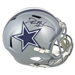 Deion Sanders Signed Cowboys Full-Size Speed Helmet (Beckett COA)
