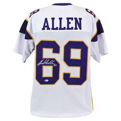 Jared Allen Signed Jersey (Beckett COA)