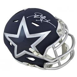 Deion Sanders Signed Cowboys AMP Alternate Speed Mini Helmet (Beckett COA)