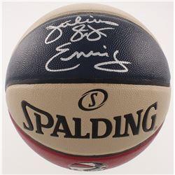 "Julius ""Dr. J"" Erving Signed ABA Basketball (Beckett COA)"
