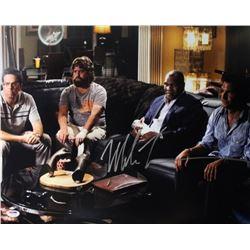 "Mike Tyson Signed ""Hangover"" 16x20 Photo (PSA COA)"