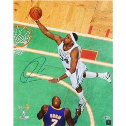 Paul Pierce Signed Celtics 16x20 Photo (Beckett COA)