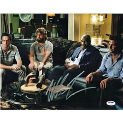 "Mike Tyson Signed ""Hangover"" 11x14 Photo (PSA COA)"