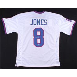 Daniel Jones Signed Jersey (JSA Hologram)