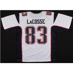 Matt LaCosse Signed Jersey (JSA COA)