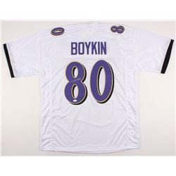 Miles Boykin Signed Jersey (JSA COA)
