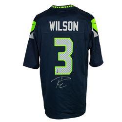 Russell Wilson Signed Seahawks Nike Jersey (Wilson COA)