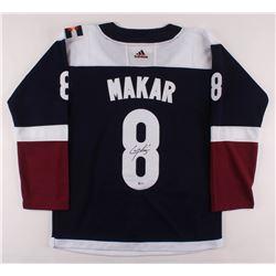 Cale Makar Signed Avalanche Jersey (Beckett COA)