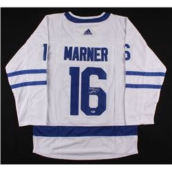 Mitch Marner Signed Maple Leafs Jersey (Beckett COA)