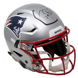 Tom Brady Signed Patriots Full-Size Authentic On-Field SpeedFlex Helmet (TriStar Hologram)