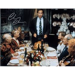 "Chevy Chase Signed ""National Lampoon's Christmas Vacation"" 16x20 Photo (Beckett COA)"
