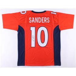 Emmanuel Sanders Signed Jersey (JSA Hologram)