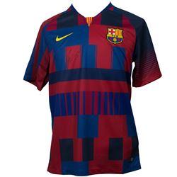 "Lionel Messi Signed Barcelona ""20th Anniversary"" Nike Jersey (Messi COA)"