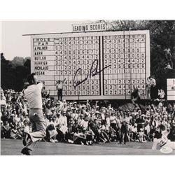 Arnold Palmer Signed 11x14 Photo (JSA COA)