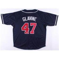 Tom Glavine Signed Jersey (JSA Hologram)