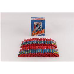 1983 Topps Football Wax Box of (36) Packs
