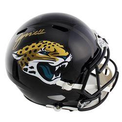 Gardner Minshew Signed Jaguars Full-Size Speed Helmet (Radtke COA)
