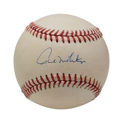 Paul Molitor Signed OAL Baseball (Beckett COA)