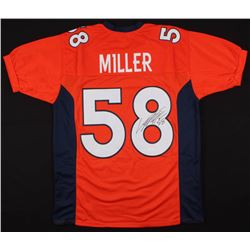 Von Miller Signed Jersey (JSA COA)