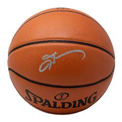 Allen Iverson Signed NBA Game Ball Series Basketball (JSA COA)