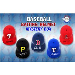 Schwartz Sports Baseball Batting Helmet Mystery Box – Series 1 (Limited to 75)