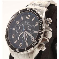 Brandt  Hoffman Pythagoras Men's Chronograph Watch