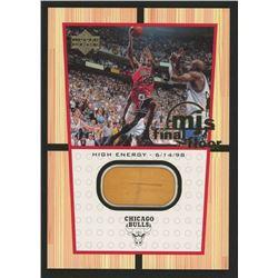 Michael Jordan 2000 Upper Deck Century Legends MJ Final Floor Jumbos #FF7