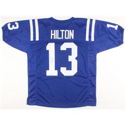 T. Y. Hilton Signed Jersey (JSA COA)