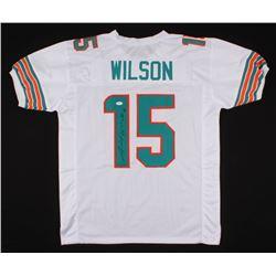 Albert Wilson Signed Jersey (JSA COA)