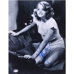 "Jodie Foster Signed ""Taxi Driver"" 11x14 Photo (PSA COA)"