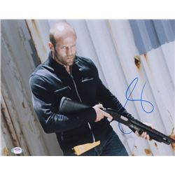 "Jason Statham Signed ""Crank High Voltage"" 11x14 Photo (PSA COA)"