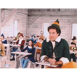 "Will Ferrell Signed ""Elf"" 11x14 Photo (PSA COA)"