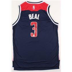 Bradley Beal Signed Wizards Jersey (JSA COA)