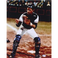 Kevin Costner Signed  Bull Durham  11x14 Photo (PSA COA)