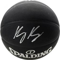 Kyle Kuzma Signed Basketball (Fanatics Hologram)