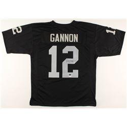 Rich Gannon Signed Jersey (JSA Hologram  Gannon Hologram)