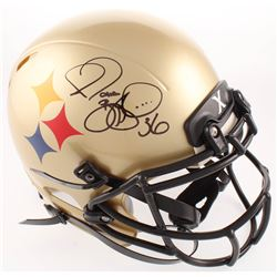 Jerome Bettis Signed Steelers Full-Size Helmet (JSA COA)