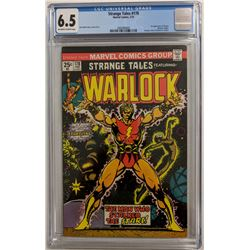 "1975 ""Strange Tales"" Issue #178 Marvel Comic Book (CGC 6.5)"