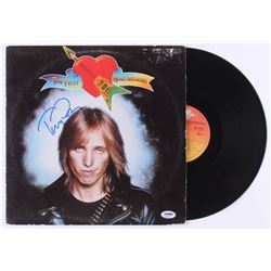 "Tom Petty Signed ""Tom Petty and the Heartbreakers "" Vinyl Record Album (PSA Hologram)"