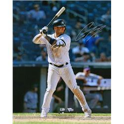 Gleyber Torres Signed Yankees 16x20 Photo (Fanatics Hologram)