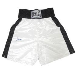 Muhammad Ali Signed Everlast Boxing Trunks (Ali COA)