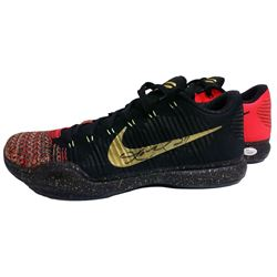 Kobe Bryant Signed 2015 Christmas Day Game Issued Pair of (2) Nike Basketball Shoes (JSA LOA)