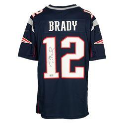 Tom Brady Signed Patriots Nike Jersey (TriStar Hologram)