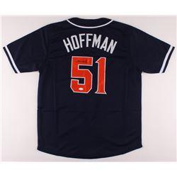 Trevor Hoffman Signed Jersey (JSA COA)