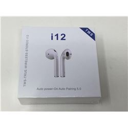 i12 Wireless Ear Pods