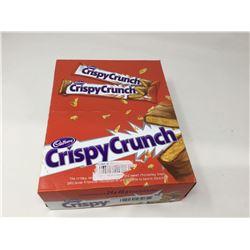 Lot of Cadbury Crispy Crunch Candy Bars (24 x 48g)
