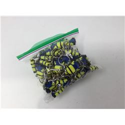 Lot of Rubber Minion Keychains