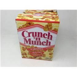 Lot of Crunch 'n Munch Caramel Popcorn