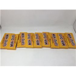 Lot of Milk Duds (141g x 9)